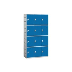 LOCKERS DE PLASTICO